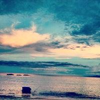 Photo taken at Montalay Beach Resort by Suman B. on 11/4/2014
