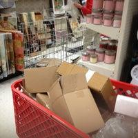 Photo taken at Target by Sandra on 4/1/2013
