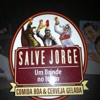 Photo taken at Salve Jorge by Rodrigo R. on 6/12/2013