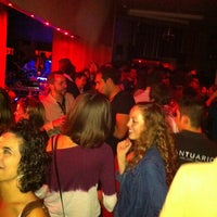 Photo taken at Discoteca Santuario by Guillermo C. on 10/27/2012