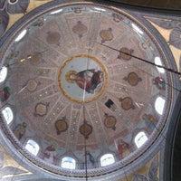 Photo taken at Hagia Triada Greek Orthodox Church by Esra E. on 12/3/2012