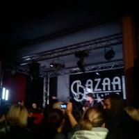 Photo taken at Bazaar Klub by Olga C. on 12/12/2012