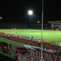Photo taken at Stadium Negeri by arlerp on 5/17/2013