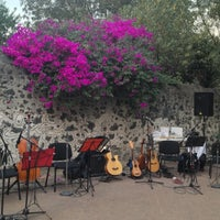 Foto tomada en Ex Convento de Churubusco por Gabrielle G. el 12/15/2012