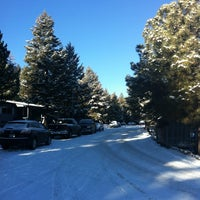 Photo taken at High Country Lodge by Oscar A. on 1/1/2013