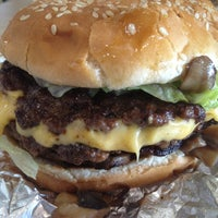 Photo taken at Five Guys by TheFoodDudez L. on 5/24/2013