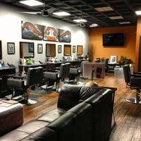 Photo taken at Bespoke Barber Shop by Bespoke B. on 5/9/2013