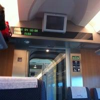 Photo taken at AVE Madrid - Sevilla by Isa on 6/16/2013