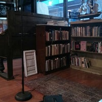 Photo taken at Uncharted Books by Ben K. on 3/11/2013