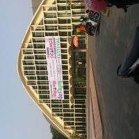 Photo taken at Royal University Phnom Penh by Jeff T. on 3/13/2015