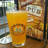 Photo taken at Lengthwise Brewing Company by Robert W. on 8/21/2016