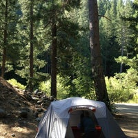 Photo taken at Union Flat Campground by Jovy G. on 8/11/2013