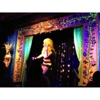 Photo taken at Lips Drag Queen Show Palace, Restaurant & Bar by Izzy D. on 3/31/2013