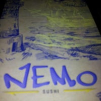 Photo taken at Nemo Sushi by Ana Tereza A. on 3/8/2013