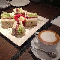 Das Foto wurde bei 咖朵咖啡 Caldo Cafe von Kelly T. am 1/2/2015 aufgenommen