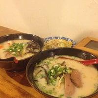 Photo taken at 大海拉麺 by Kelly T. on 7/20/2014