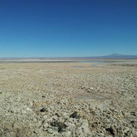 Photo taken at Salar de Atacama by Claudio L. on 7/13/2013