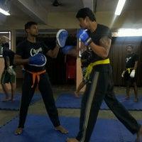 Photo taken at fighting fit dojo (mma) by Hemal S. on 3/19/2014