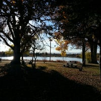 Photo taken at Huston Lake Park by Dave 'Grand Master' B. on 11/6/2012