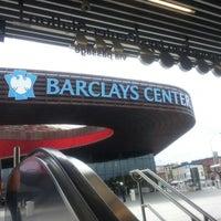 Photo taken at MTA Subway - Atlantic Ave/Barclays Center (B/D/N/Q/R/2/3/4/5) by Jonathan L. on 10/15/2012