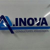 Photo taken at A.Inova Consultores by Juliano L. on 10/7/2013