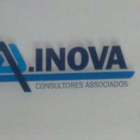 Photo taken at A.Inova Consultores by Juliano L. on 10/3/2014