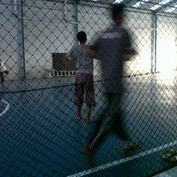 Photo taken at IFI Futsal Center by Alwin B. on 11/17/2012