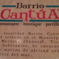Photo taken at Barrio Cantúa by Luis Sergio M. on 11/2/2012