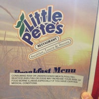 Photo taken at Little Pete's by Joseph Q. on 7/29/2013