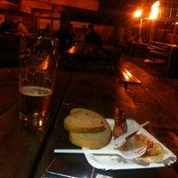 Photo taken at Zahrádky a restaurace Riegrovy sady – Park Café by Ondřej R. on 4/22/2013