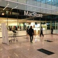 Photo taken at MacStore by David C. on 1/22/2013