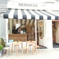 6/9/2013 tarihinde Fredericoziyaretçi tarafından The Monocle Café'de çekilen fotoğraf