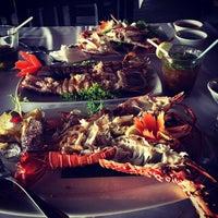 Photo taken at Lotus Restaurant by Margo *. on 3/15/2013