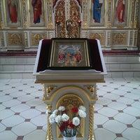 Photo taken at Храм святителя Николая Чудотворца by Анна К. on 5/12/2014