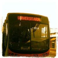 Photo taken at Terminal Rodoviário Urbano by Pedro C. on 4/2/2013