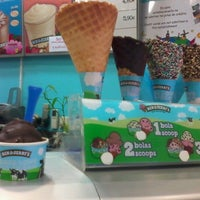 Photo taken at Ben & Jerry's by Gerlan C. on 10/26/2012