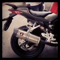 Photo taken at Moto by Moto on 3/23/2014
