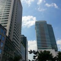 Photo taken at CGI Office, IBM Plaza, Eastwood City, QC by Ren C. on 11/27/2012