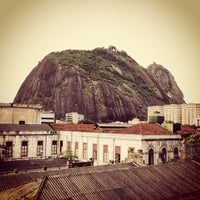 Photo taken at Universidade Federal do Estado do Rio de Janeiro (UNIRIO) by Bruna M. on 5/29/2013