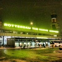 Das Foto wurde bei Rotterdam The Hague Airport von Robert v am 1/18/2013 aufgenommen