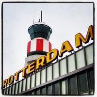 Das Foto wurde bei Rotterdam The Hague Airport von Robert v am 3/29/2013 aufgenommen