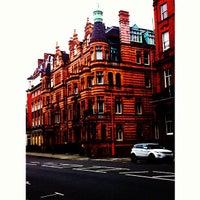 Photo taken at London by Alyazia on 12/20/2012
