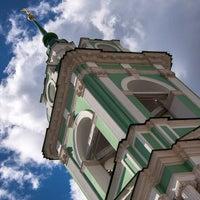 Photo taken at Храм Усекновения главы Иоанна Предтечи под Бором by Andrey B. on 8/29/2014