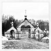 Photo taken at Церковь Пос. Мосрентген by Andrey B. on 2/23/2014