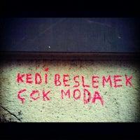 Photo taken at siyah beyaz mimarlik by Seda Ö. on 2/26/2014
