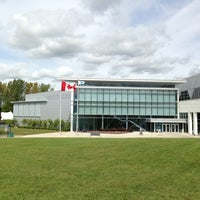 Photo taken at Canada Aviation and Space Museum by Bader A. on 9/9/2013