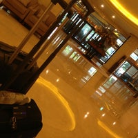 Photo taken at LOTTE Hotel Ulsan by Bader A. on 6/26/2013