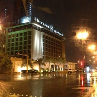 Photo taken at Sheraton Kuwait, a Luxury Collection Hotel by Bader A. on 11/23/2012