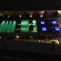 Photo taken at Aloft Abu Dhabi by Bader A. on 4/7/2013