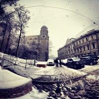 Photo taken at Министерство финансов РФ by Вершинин ⚡ on 2/4/2013